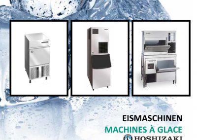 GKM – Machines à glaçons